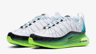 Nike MX-720-818 White Ghost Green CT1266-101 front