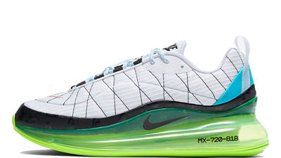 Nike MX-720-818 White Ghost Green CT1266-101