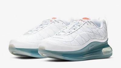 Nike MX-720-818 White Indigo Fog CT1266-100 front