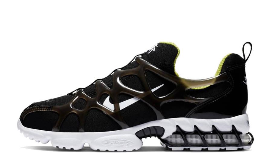 Stussy x Nike Air Zoom Spiridon KK Black
