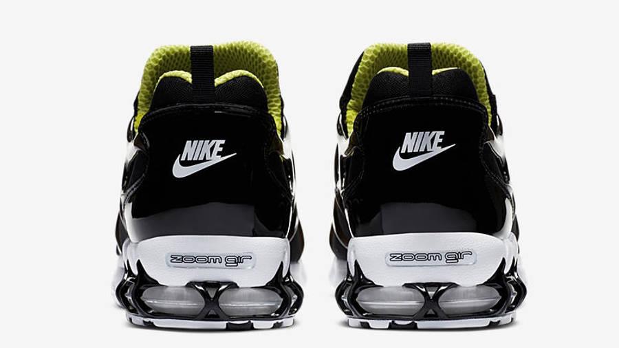 Stussy x Nike Air Zoom Spiridon KK Black Back