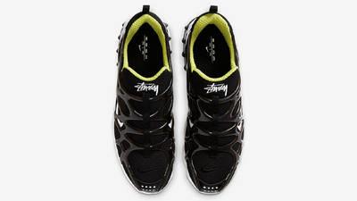 Stussy x Nike Air Zoom Spiridon KK Black Middle