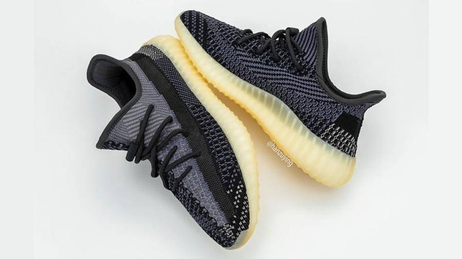 Yeezy Boost 350 V2 Asriel Lifestyle Side-by-side