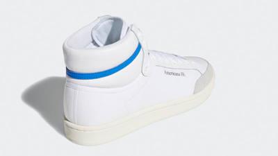 adidas Americana Hi White Glory Blue EG5522 back