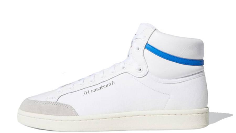 adidas Americana Hi White Glory Blue EG5522