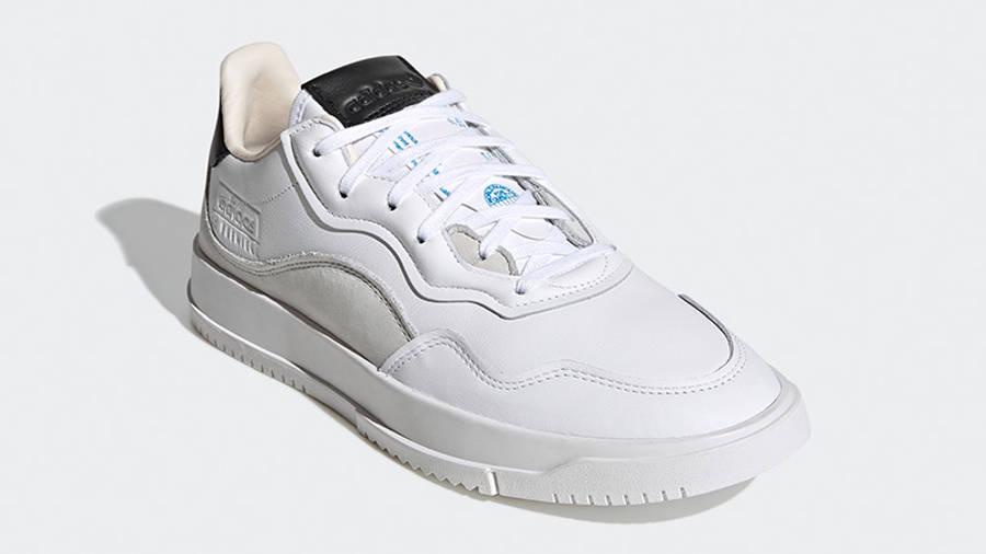 adidas SC Premiere White Black EF5893 front