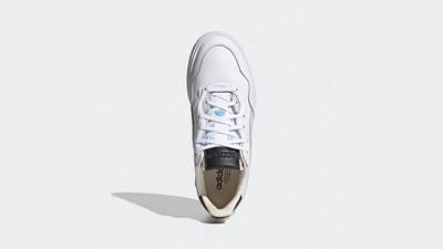 adidas SC Premiere White Black EF5893 middle