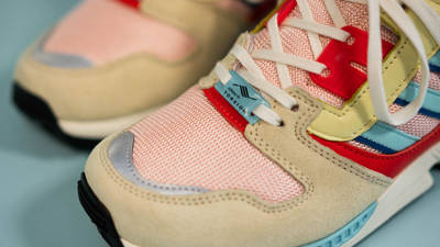 adidas ZX 8000 Vapour Pink Zoom