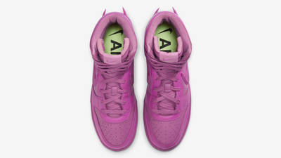 AMBUSH x Nike Dunk High Lethal Pink Middle
