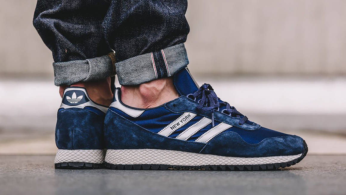 Latest adidas New York Trainer Releases & Next Drops | The Sole ...