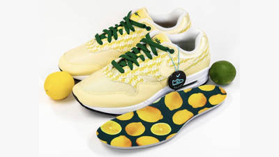 Nike Air Max 1 Powerwall Lemonade First Look