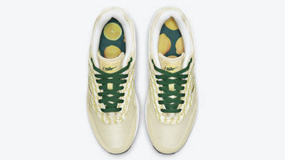 Nike Air Max 1 Powerwall Lemonade Middle