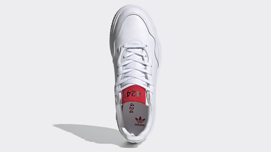 424 x adidas SC Premiere White Middle