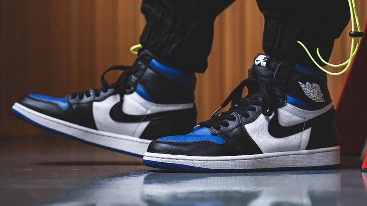 Release Reminder Don T Miss The Air Jordan 1 High Og Game Royal