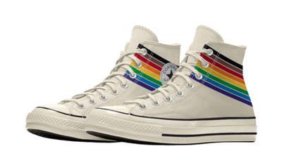 Converse Chuck 70 Hi Pride 2020 Cream Front