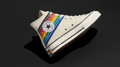 Converse Chuck 70 Hi Pride 2020 Cream Lifestyle
