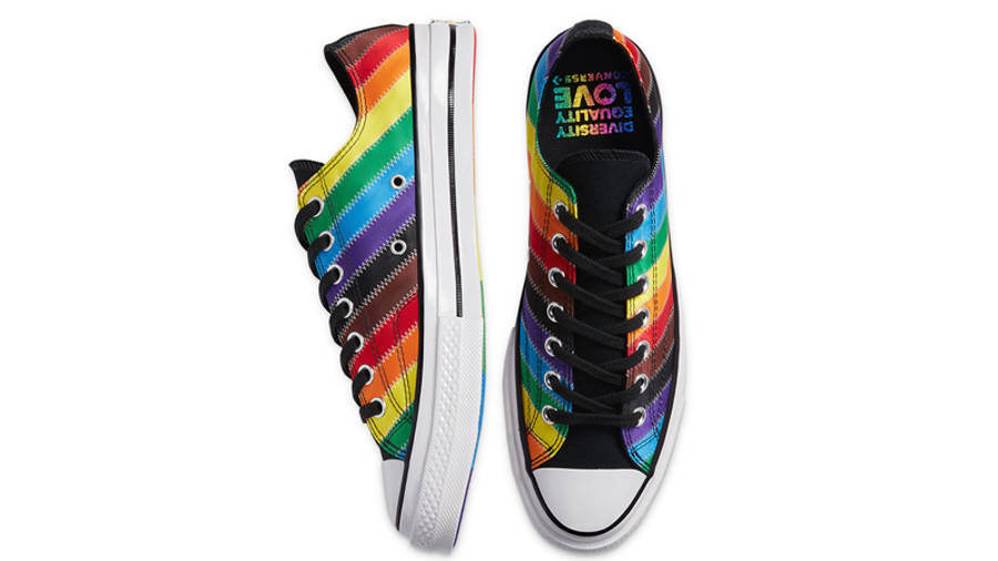 Converse Chuck 70 Low Pride 2020 White Middle