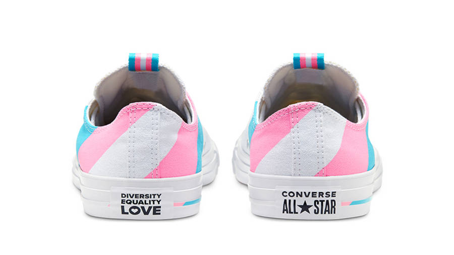 Converse Chuck Taylor All Star Low Pride 2020 White Back