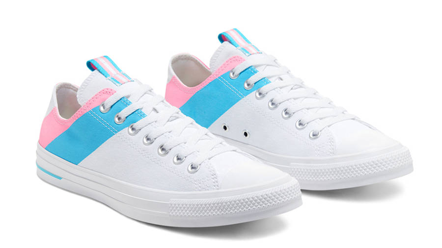 Converse Chuck Taylor All Star Low Pride 2020 White Front