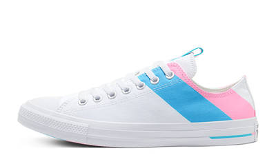 Converse Chuck Taylor All Star Low Pride 2020 White