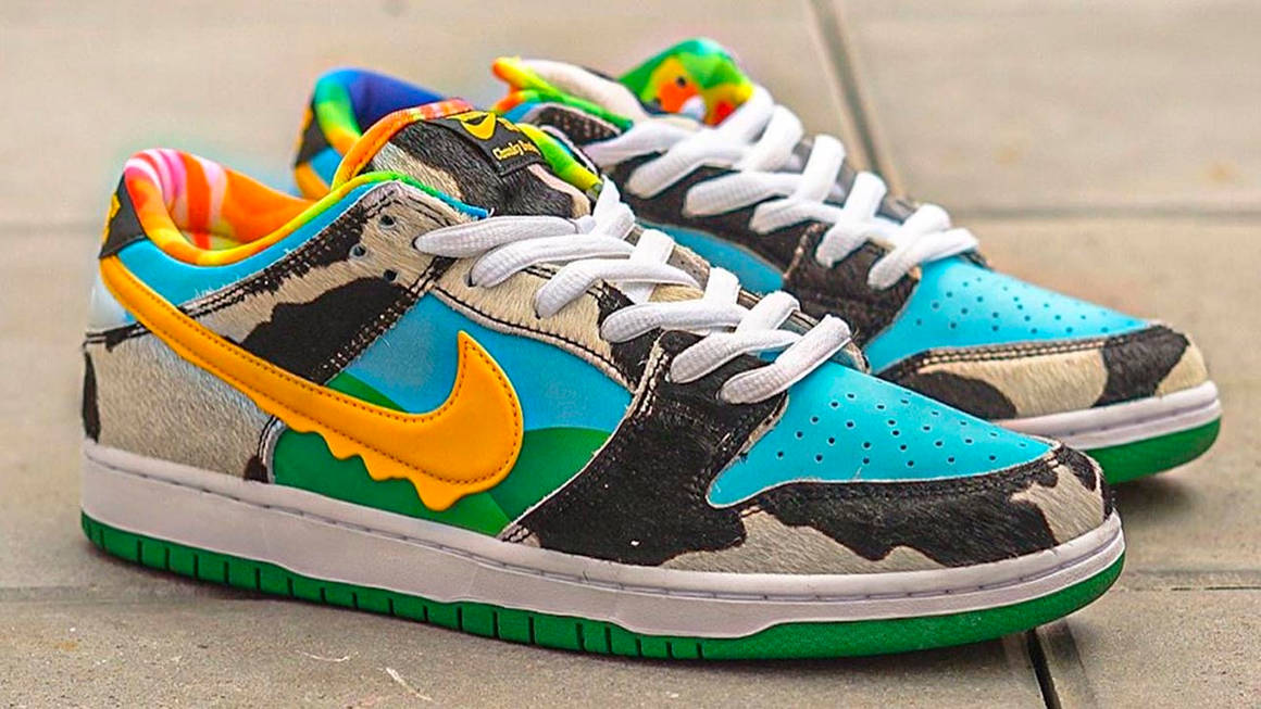 mensaje bicicleta Invitación  How to Get a W for the Ben & Jerry's x Nike SB Dunk Low