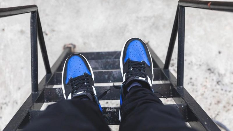 The Air Jordan 1 High Og Game Royal Toe Is Dropping Very Soon The Sole Supplier