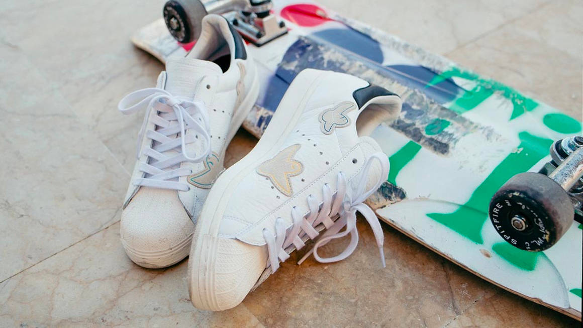 The Mark Gonzales x adidas Superstar is Still Available!   The ...