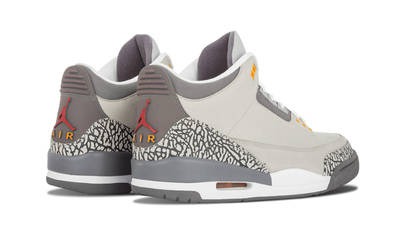 Jordan 3 Cool Grey CT8532-012 back