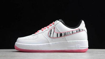 Nike Air Force 1 Low South Korea White Multi Lifestyle Side
