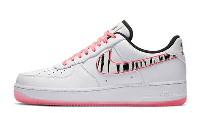 Nike Air Force 1 Low South Korea White Multi