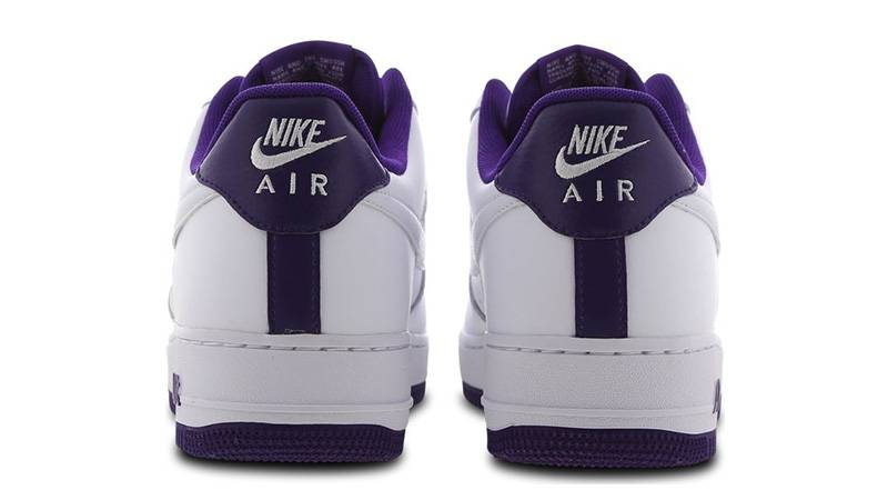 Nike Air Force 1 Low Voltage Purple CJ1380-100 back