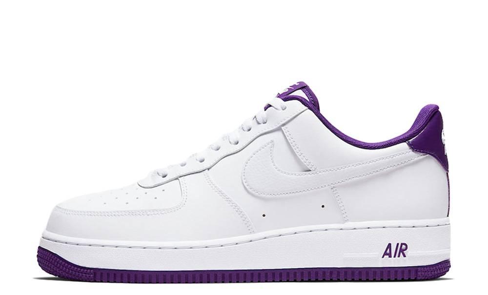 Nike Air Force 1 Low Voltage Purple