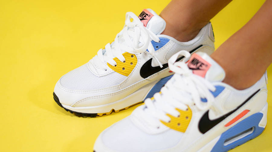 Nike Air Max 90 Solar Flare | Where To Buy | CZ3950-100 | The Sole ...