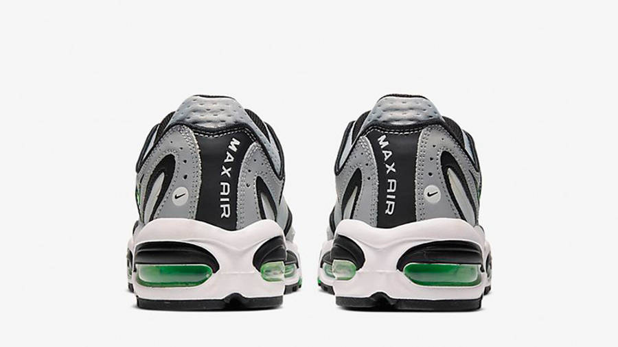Nike Air Max Tailwind 4 Grey Green Spark CD0456-001 back