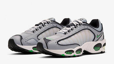 Nike Air Max Tailwind 4 Grey Green Spark CD0456-001 front
