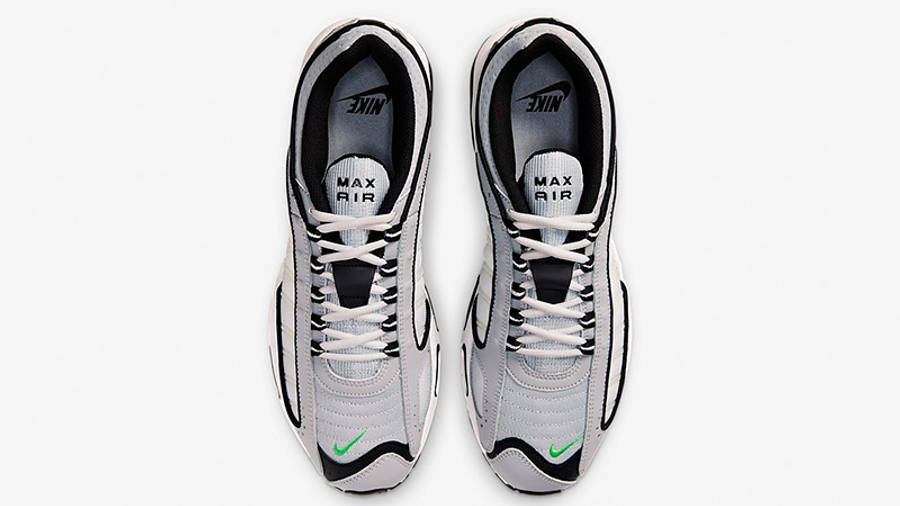 Nike Air Max Tailwind 4 Grey Green Spark CD0456-001 middle