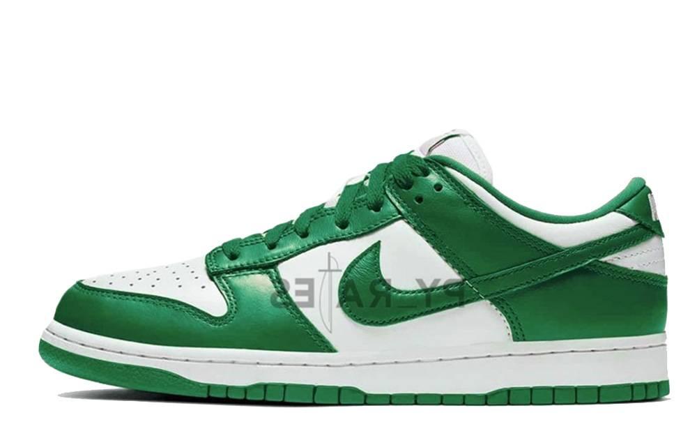 Nike Dunk Low Retro Green White | Where