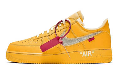 Off-White x Nike Trainer Releases
