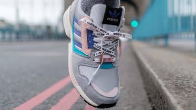 Offspring x adidas ZX 8000 London Bridge On Foot