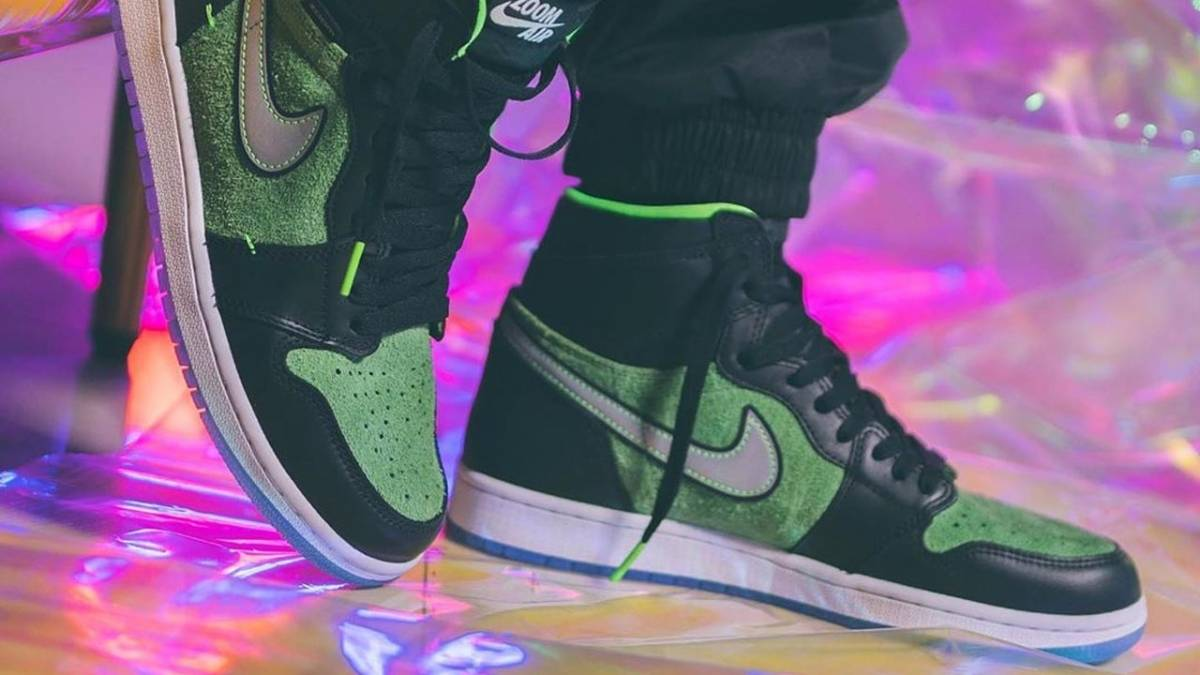 air jordan 1 high zoom brut