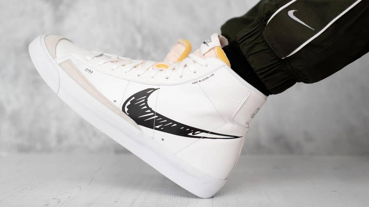 The Nike Blazer Mid Vintage '77