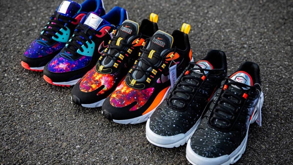 The Nike Air Max Supernova 2020 Pack Explores The Cosmos The Sole Supplier
