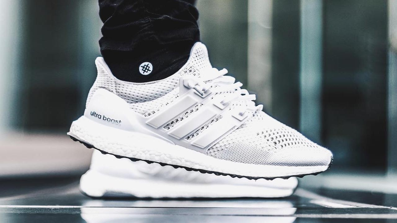 The adidas Ultra Boost 1.0
