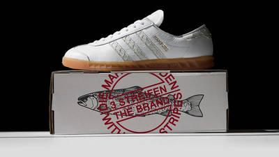 adidas Hamburg Fish Market Lifestyle On Box