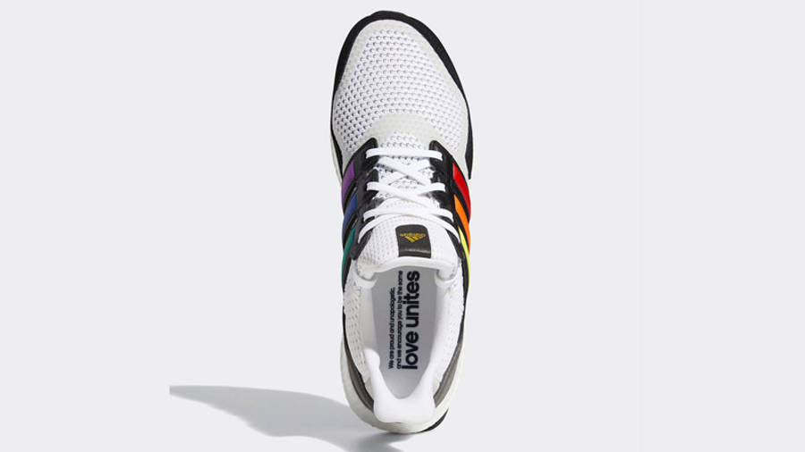 adidas Ultra Boost S&L Pride Pack White Multi   Where To Buy ...