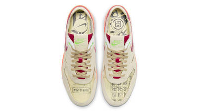 CLOT x Nike Air Max 1 Kiss of Death 2021 Middle