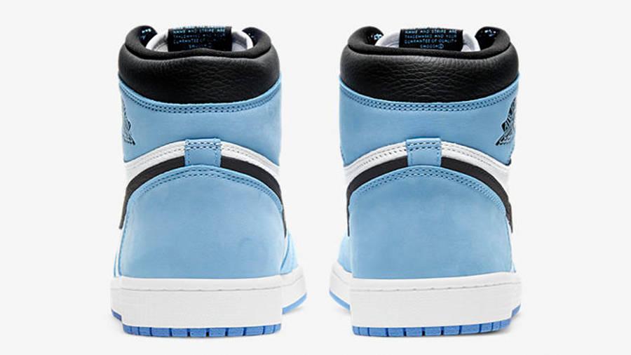 Jordan 1 High OG UNC Blue Back