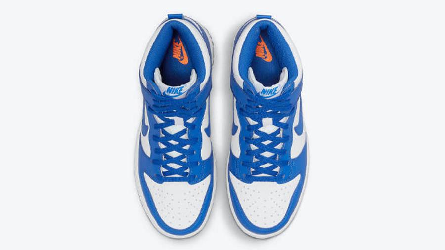 Nike Dunk Hi Retro Game Royal Middle