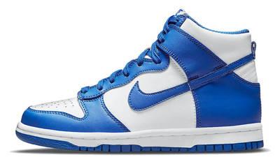 Nike Dunk Hi Retro Game Royal