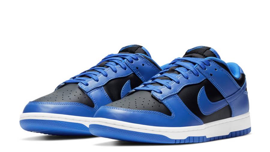Nike Dunk Low Hyper Cobalt Front
